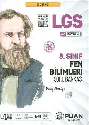 Puan 8.Sınıf LGS Fen Bilimleri Soru Bankası