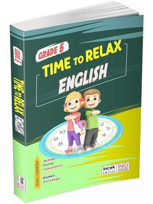 İnovasyon 5.Sınıf Time To Relax English