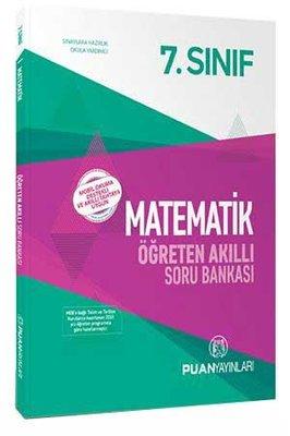 Puan 7.Sınıf Matematik Öğreten Akıllı Soru Bankası