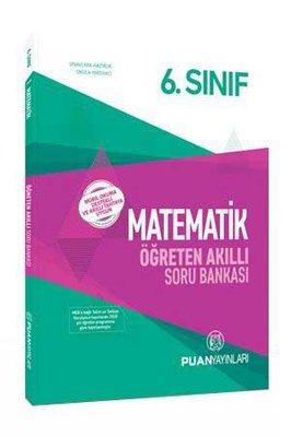 Puan 6.Sınıf Matematik Öğreten Akıllı Soru Bankası