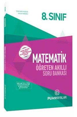 Puan 8.Sınıf Matematik Öğreten Akıllı Soru Bankası