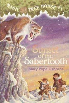 Magic Tree House 07: Sunset Of The Sabertooth