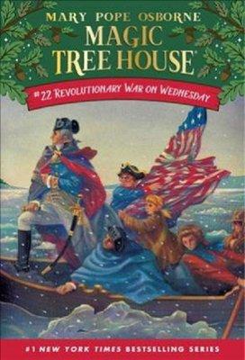 Magic Tree House 22 Revolutionary War On Wednesday