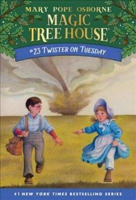 Magic Tree House #23: Twister on Tuesday (Magic Tree House (Quality))