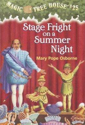 Magic Tree House #25: Stage Fright (Magic Tree House (R))