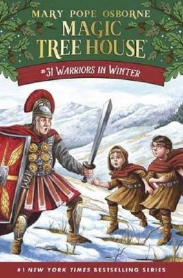 Warriors In Winter (Magic Tree House)