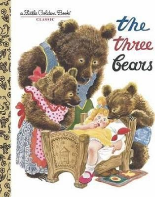 LGB The Three Bears (Little Golden Book Classic)