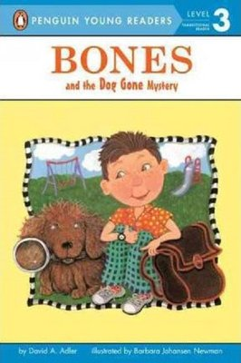 Bones and the Dog Gone Mystery (Puffin Easy-To-Read: Level 2)