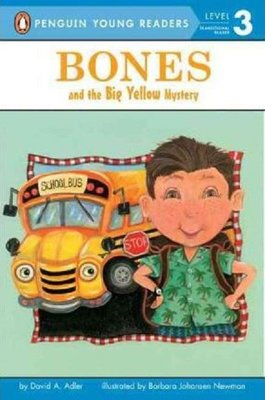 Bones and the Big Yellow Mystery (Puffin Easy-To-Read: Level 2)