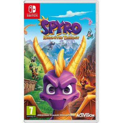 Switch Spyro Trilogy