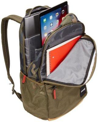 """CaseL. Uplink Notebook Sırt Çantası, 15.6"""", Olive/Cumin"""