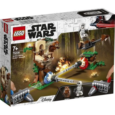Lego Star Wars Action Battle Endor Saldırısı 75238