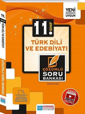 11.Sınıf Türk Dili ve Edebiyatı Video Çözümlü Soru Bankası