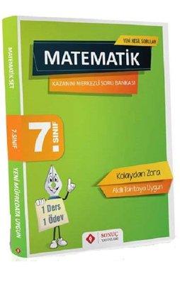 Sonuç 7.Sınıf Matematik Seti