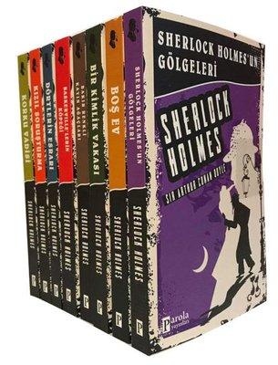 Sherlock Holmes Seti-8 Kitap Takım