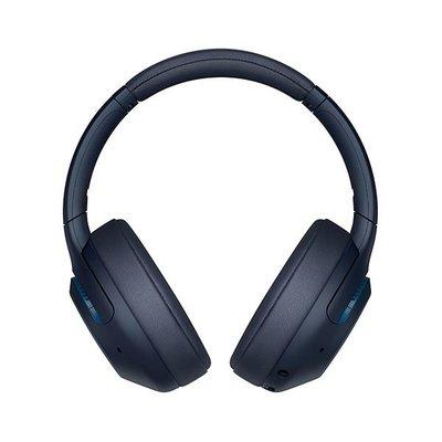 Sony Wireless Noise Canceling Kulak Üstü Kulaklık Mavi WHXB900N