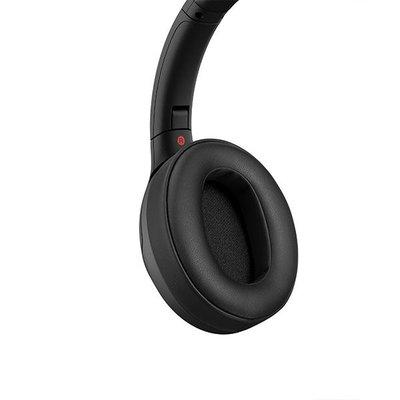 Sony Wireless Noise Canceling Siyah Kulak Üstü Kulaklık
