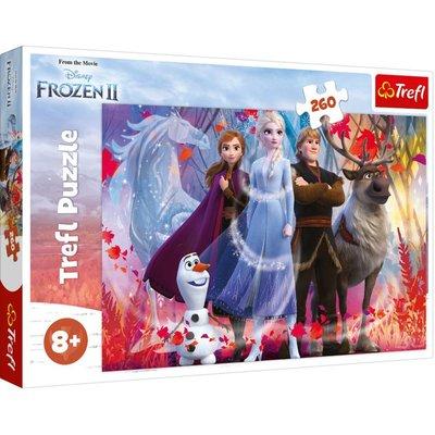 Trefl Frozen2 Çocuk Puzzle 260 Parça Frozen