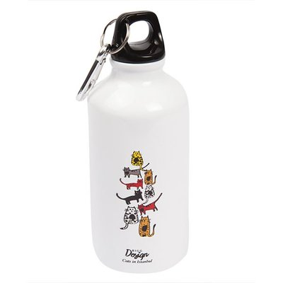 Biggdesign Cats Alüminyum 400 ml Şişe
