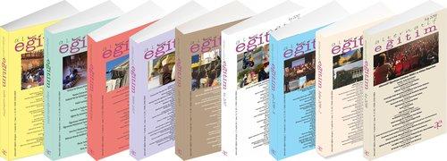 Alternatif Eğitim Dergisi Seti 1-9. Sayılar