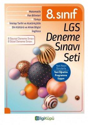 8.Sınıf LGS Deneme Sınav Seti