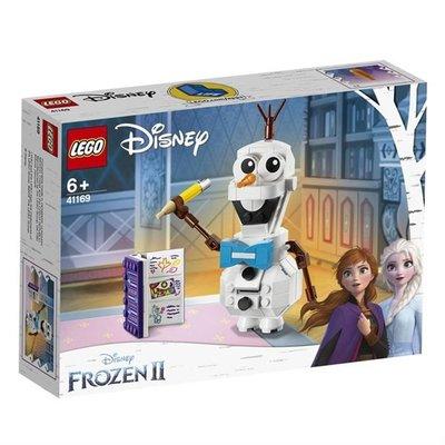 Lego - Disney Frozen Olaf 41169