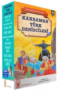 Kahraman Türk Denizcileri Seti(10 Kitap)