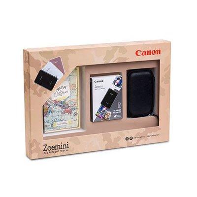 Canon Mini Photo Print Zoemini Pv123 Bk Kit Tr