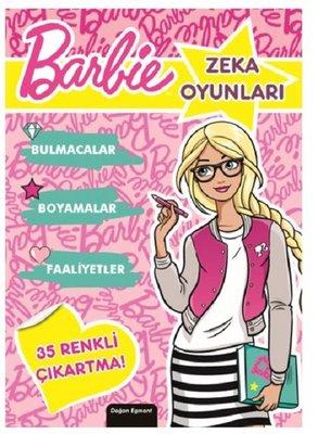 Barbie Zeka Oyunları-Faaliyet Kitabı