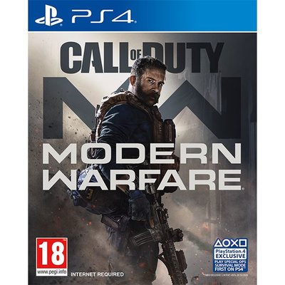Call Of Duty Modern Warfare Special Edition