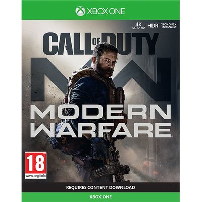 Call Of Duty Modern Warfare+Figür