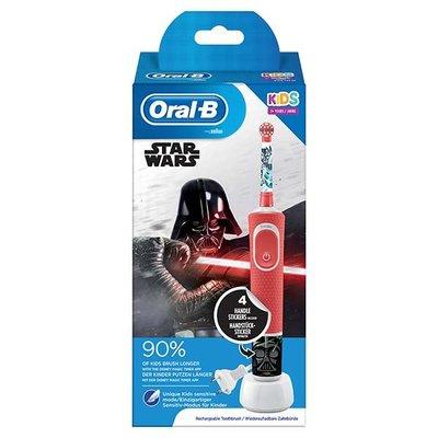 Oral-B D100 Star Wars Özel Seri Çocuklar İçin Şarj Edilebilir Diş Fırçası