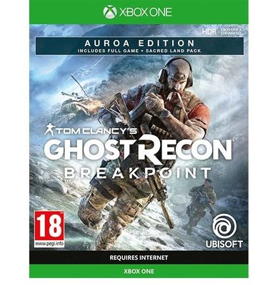 Tom Clancy's Ghost Recon Breakpoint Auroa