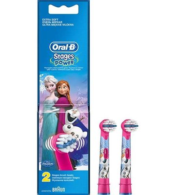Oral-B EB10 Frozen 2'li Yedek Başlık Paketi