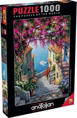 Anatolian-Puzzle 1000  Kıyı Merdivenleri  Stairs To The Sea