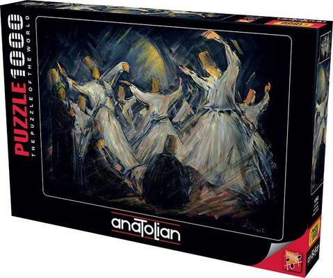 Anatolian-Puzzle 1000  Dervişler  Dervishes