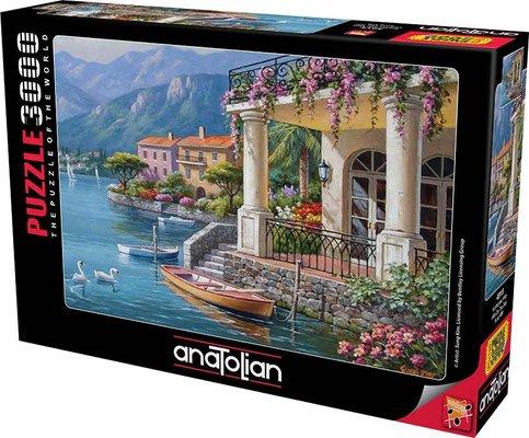 Anatolian-Puzzle 3000  Körfezdeki Villa  Villa On The Bay