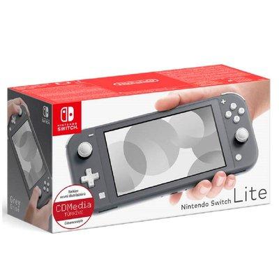 Nintendo Switch Lite Gri Oyun Konsolu