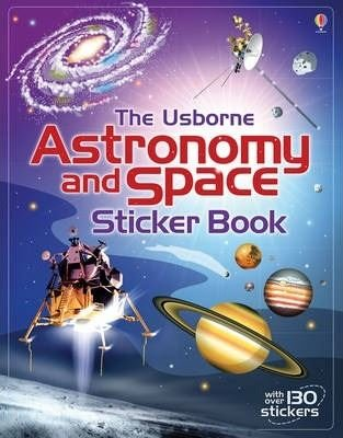 Astronomy and Space Sticker Book (Sticker Books)