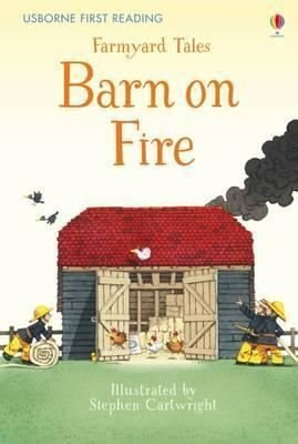 Farmyard Tales Barn on Fire (First Reading Level 2) (First Reading Series 2)