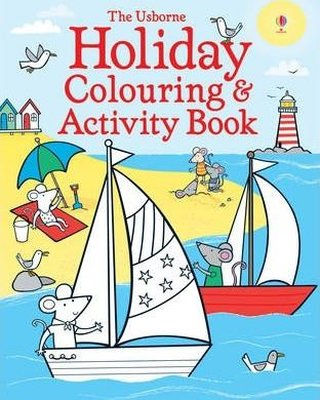 Holiday Colouring and Activity Book (Colouring Books)