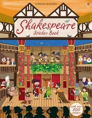 Shakespeare Sticker Book (Sticker Books)