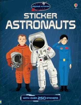 Sticker Astronauts (Sticker Dressing)