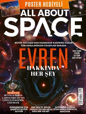 All About Space - Ağustos 2020