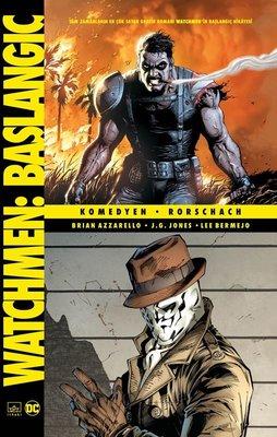 Watchmen Başlangıç: Komedyen-Rorschach