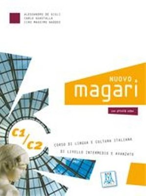 Nuovo Magari C1/C2 Libro+2 Cd