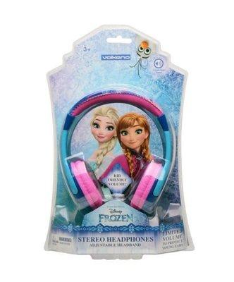 Volkano Disney Frozen Karlar Ülkesi Anna Elsa Çocuk Kulaklığı Lisanslı DY-10901-FR