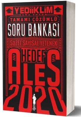 Yediiklim 2020 ALES Tamamı Çözümlü Soru Bankası