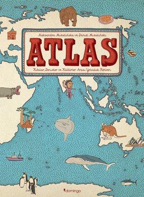 Atlas: Kıtalar-Denizler-Kültürler Arası Yolculuk Rehberi