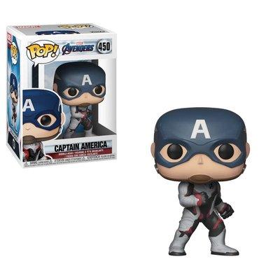 Funko Figür POP Marvel Avengers Endgame,Captain America